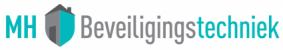MH Beveiligingstechniek Logo